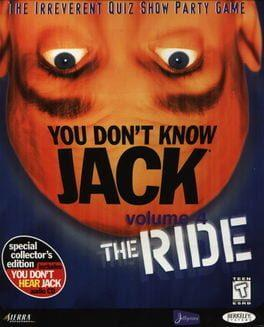 YOU DON'T KNOW JACK Vol. 4 The Ride