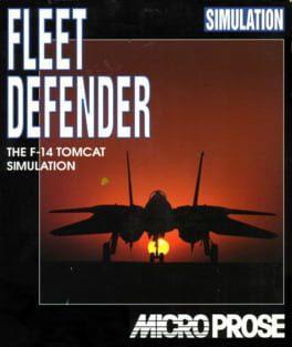 Fleet Defender: The F-14 Tomcat Simulation