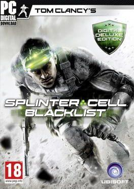 Tom Clancy's Splinter Cell: Blacklist - Digital Deluxe Edition