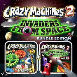 Crazy Machines 2: Invaders from Space - Bundle Edition