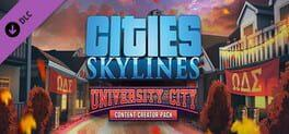 Cities: Skylines - Content Creator Pack: University City