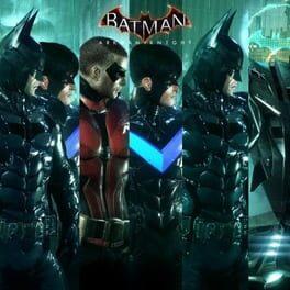 Batman: Arkham Knight - Crime Fighter Challenge Pack 3