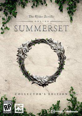 The Elder Scrolls Online: Summerset - Collector's Editions