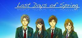 Last Days of Spring Visual Novel