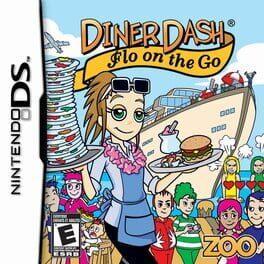 Diner Dash: Flo on the Go