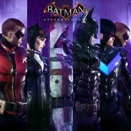 Batman: Arkham Knight - Crime Fighter Challenge Pack 4
