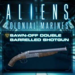 Aliens: Colonial Marines - Sawed-off Double Barrel Shotgun