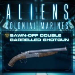 Aliens: Colonial Marines - Sawed-off Double Barrel Shotgun
