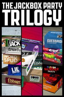 The Jackbox Party Trilogy