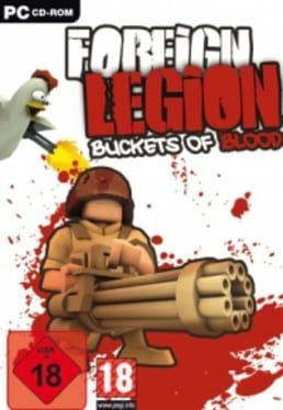 Foreign Legion: Buckets of Blood