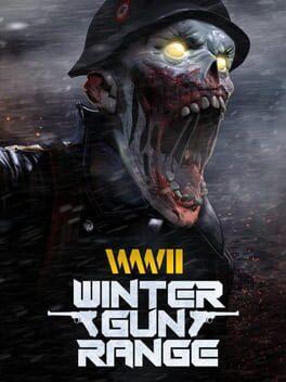 World War 2 Winter Gun Range VR Simulator
