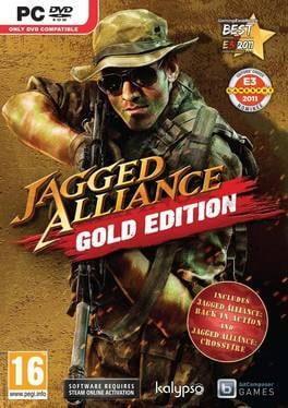Jagged Alliance: Gold Edition