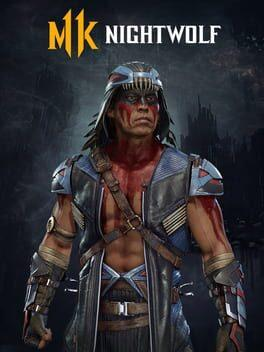 Mortal Kombat 11: Nightwolf