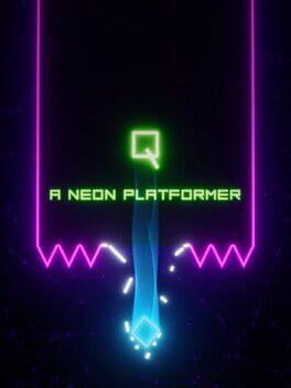 Q - A Neon Platformer