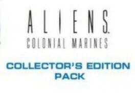 Aliens: Colonial Marines - Collector's Edition Pack