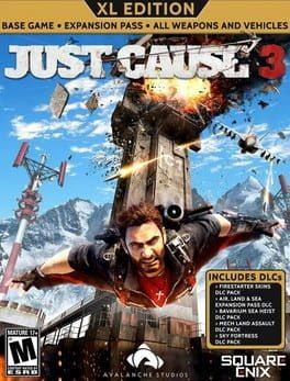 Just Cause 3: XL Edition