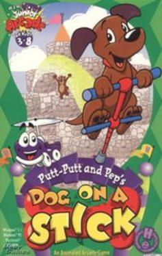 Putt-Putt and Pep's Dog on a Stick