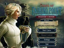 Death at Fairing Point: A Dana Knightstone Novel