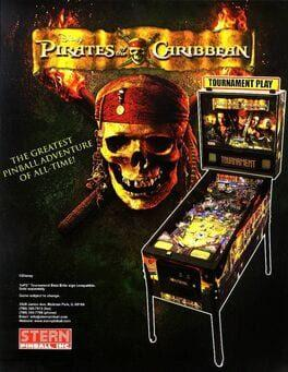 Pirates of the Caribbean Pinball