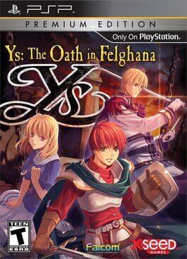 Ys: The Oath of Felghana Premium Edition