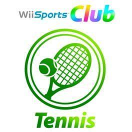 Wii Sports Club: Tennis