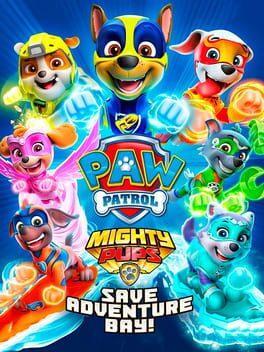 PAW Patrol Mighty Pups: Save Adventure Bay!