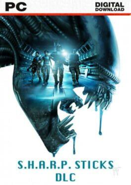 Aliens: Colonial Marines - SHARP Sticks