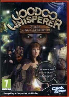 Voodoo Whisperer Curse of a Legend